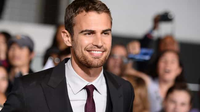 Theo James is listed (or ranked) 1 on the list The Biggest Breakout Stars of 2014