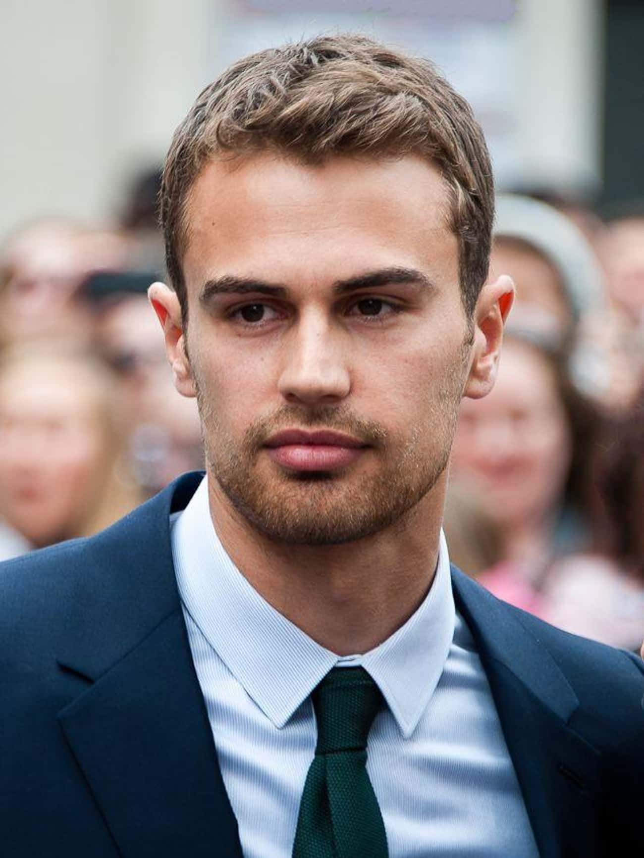 Theo James is listed (or ranked) 1 on the list Who Should Play The Next Green Lantern?