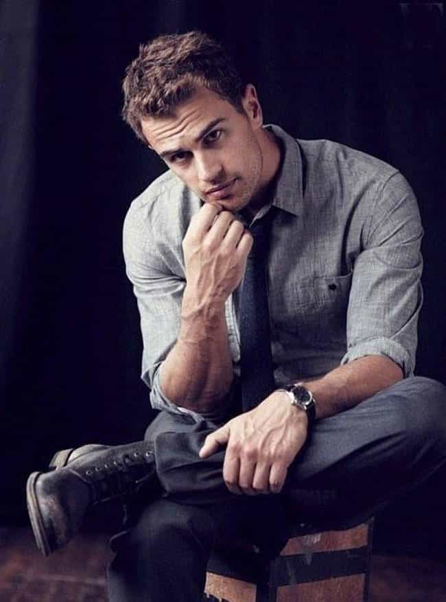Theo James is listed (or ranked) 2 on the list The Best Dressed Male Celebrities