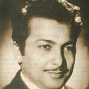 Madan Mohan is listed (or ranked) 9 on the list The Greatest Indian Music Directors of All Time