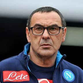 Maurizio Sarri is listed (or ranked) 12 on the list The Best Current Soccer Coaches/Managers