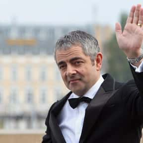 Rowan Atkinson is listed (or ranked) 2 on the list Who Is The Most Famous Actor In The World Right Now?