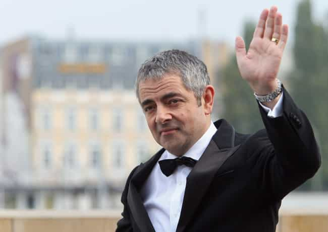 Rowan Atkinson is listed (or ranked) 2 on the list Famous Male Electrical Engineers