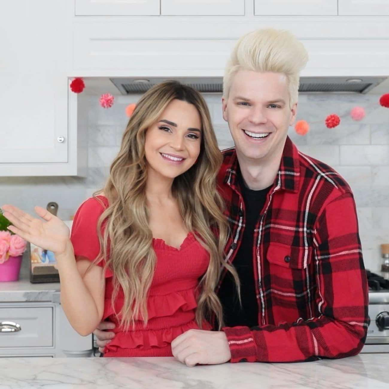 Mike Lamond is listed (or ranked) 1 on the list The Two Men Who Stole Rosanna Pansino's Heart