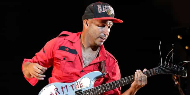 Tom Morello is listed (or ranked) 4 on the list Janice Dickinson's Loves & Hookups