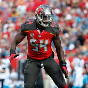 Lavonte David is listed (or ranked) 9 on the list Who is the Best Linebacker in the NFL Right Now?