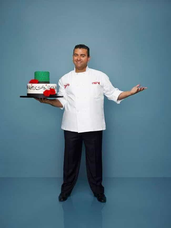 Buddy Valastro is listed (or ranked) 4 on the list List of Famous Bakers