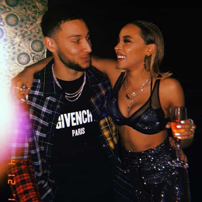 Tinashe is listed (or ranked) 2 on the list Ben Simmons Loves and Hookups