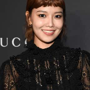 Sooyoung is listed (or ranked) 18 on the list Famous People From South Korea