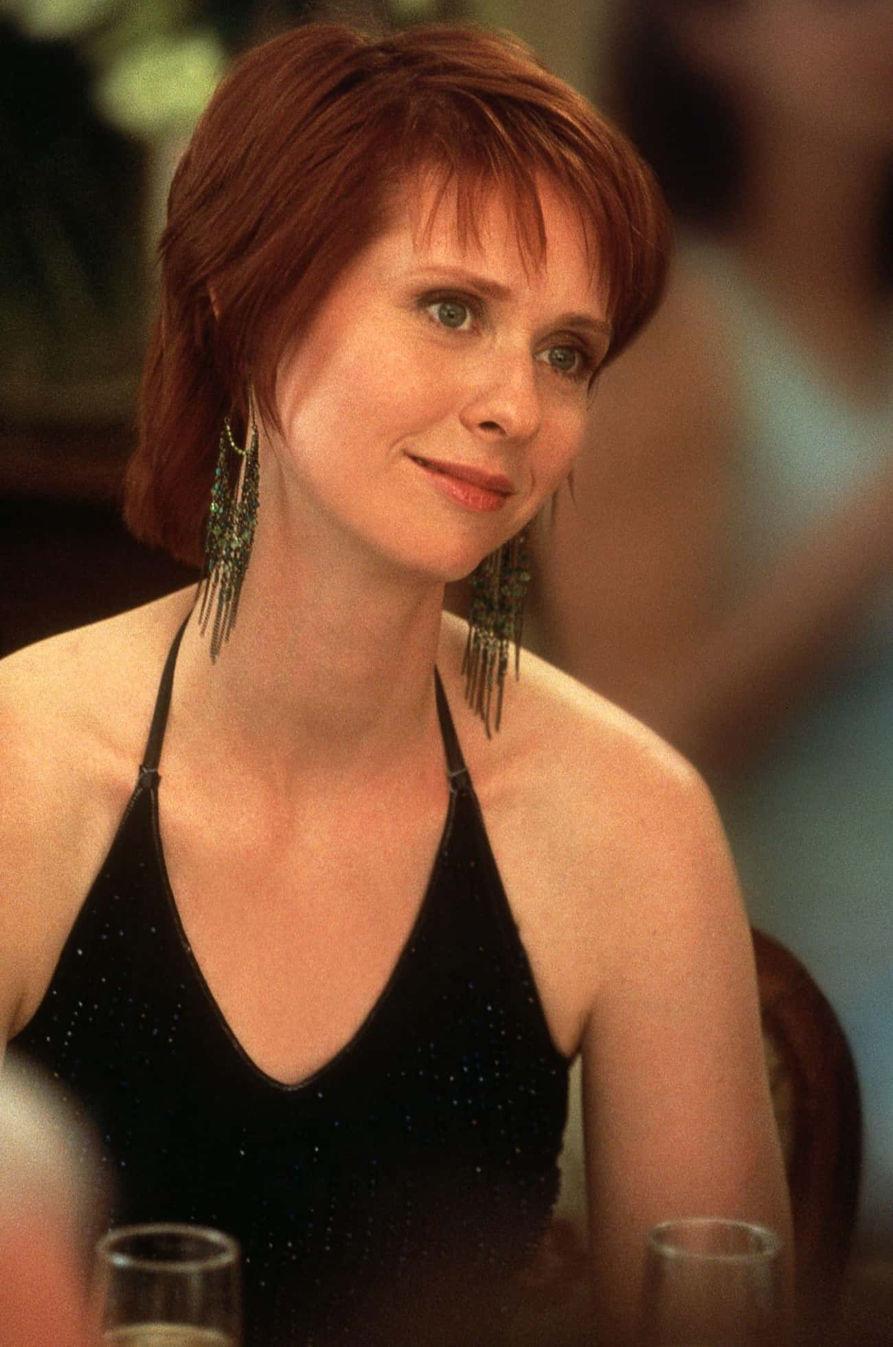 Miranda Hobbes - Cynthia Nixon is listed (or ranked) 2 on the list Straight Characters Played By Gay Actors