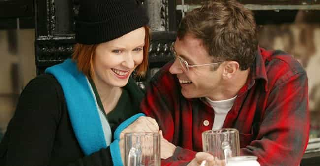 Miranda Hobbes is listed (or ranked) 3 on the list Female TV Characters Who Proposed to Their Boyfriends