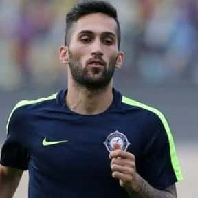 Payam Sadeghian is listed (or ranked) 19 on the list The Best Soccer Players from Iran