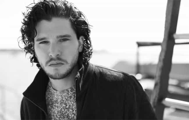 Kit Harington is listed (or ranked) 2 on the list The Hottest Guys on Game of Thrones