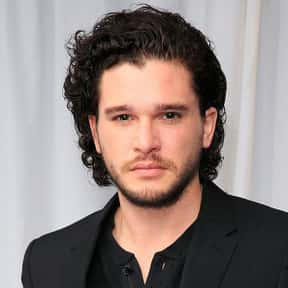 Kit Harington is listed (or ranked) 23 on the list The Best Game of Thrones Actors