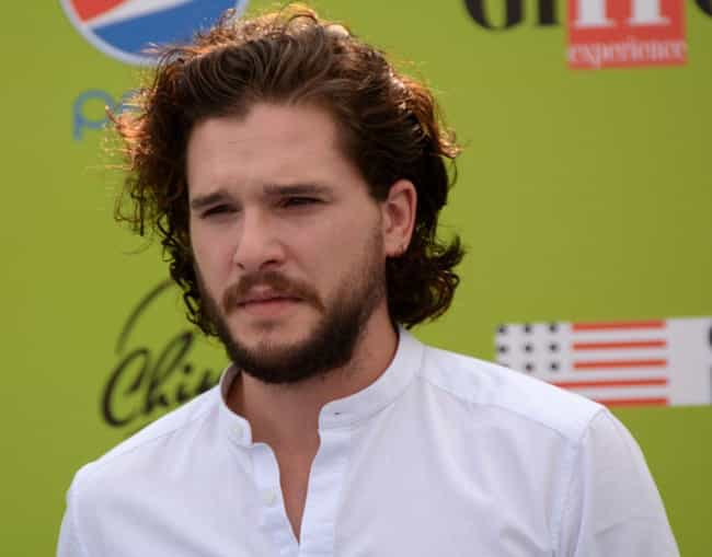 Kit Harington is listed (or ranked) 2 on the list Actors Who Had To Do Things They Hated For A Role