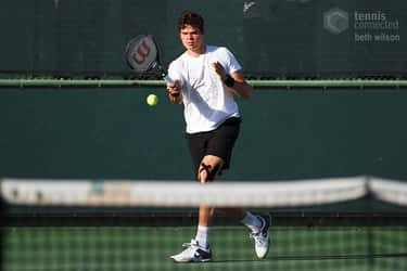 Milos Raonic is listed (or ranked) 1 on the list The Best Tennis Players from Canada
