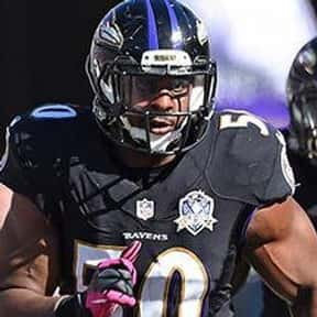 Albert McClellan is listed (or ranked) 16 on the list The Best Baltimore Ravens Linebackers of All Time