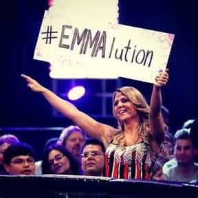 Emma is listed (or ranked) 10 on the list Who Is The Most Famous Emma In The World?