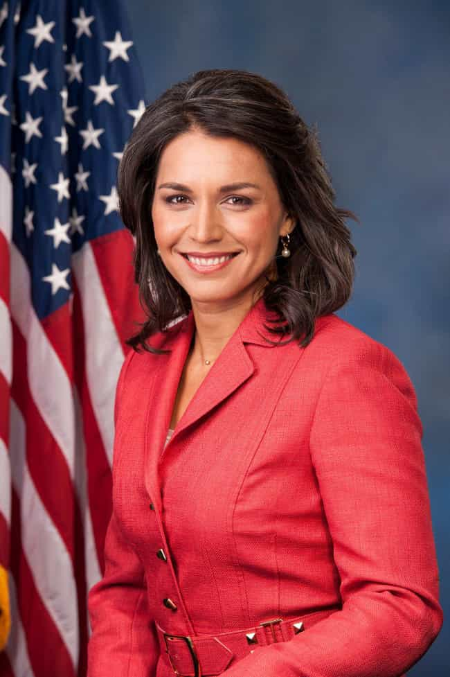 Tulsi Gabbard is listed (or ranked) 4 on the list The Best 2020 Democratic Presidential Candidates