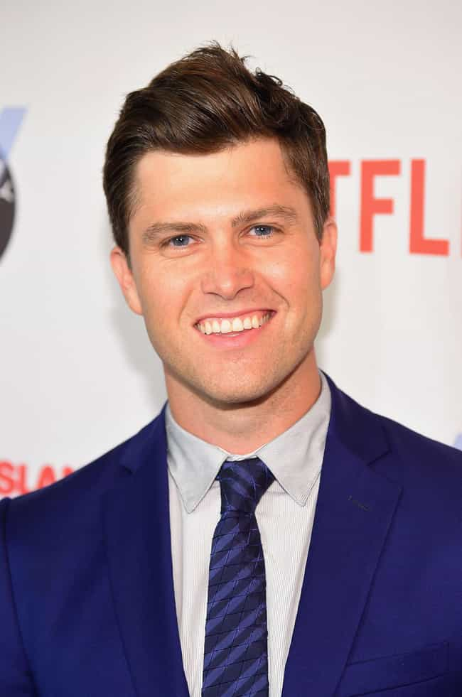 Colin Jost is listed (or ranked) 2 on the list Men Who Rashida Jones Has Dated
