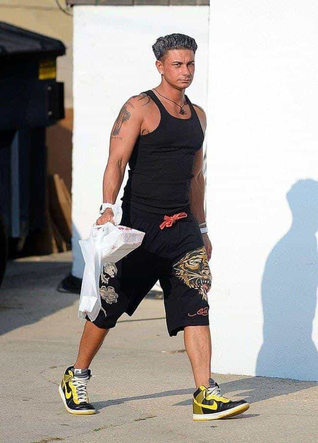 Pauly D is listed (or ranked) 2 on the list Pictures From The Peak Of Ed Hardy
