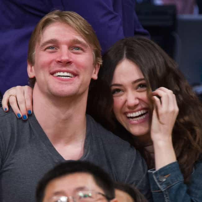 Tyler Jacob Moore is listed (or ranked) 2 on the list Emmy Rossum Loves and Hookups