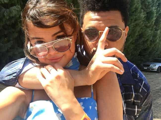 The Weeknd is listed (or ranked) 3 on the list Selena Gomez Boyfriends, Loves, and Hookups