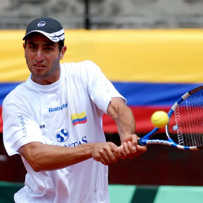 Robert Farah Maksoud is listed (or ranked) 3 on the list The Best Tennis Players from Colombia