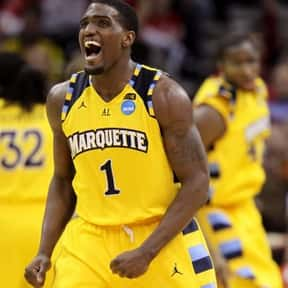 Darius Johnson-Odom is listed (or ranked) 23 on the list The Greatest Marquette Basketball Players of All Time