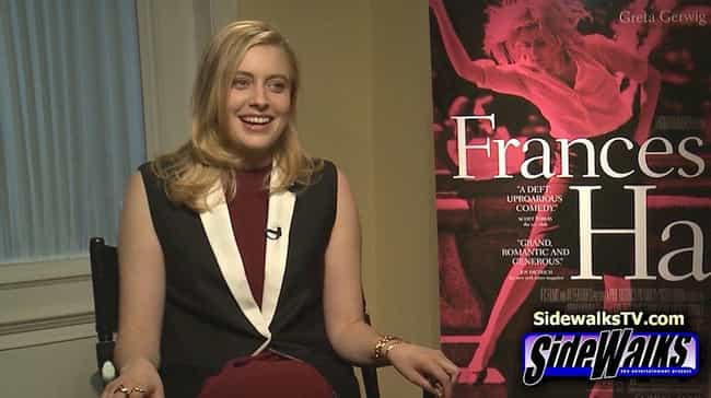Greta Gerwig is listed (or ranked) 4 on the list Famous People You Didn't Know Were Unitarian