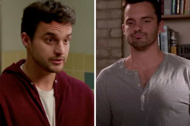 Jake Johnson is listed (or ranked) 2 on the list How the Cast of New Girl Aged from the First to Last Season