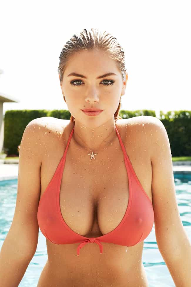 Kate Upton is listed (or ranked) 1 on the list The Best Boobs of Hollywood