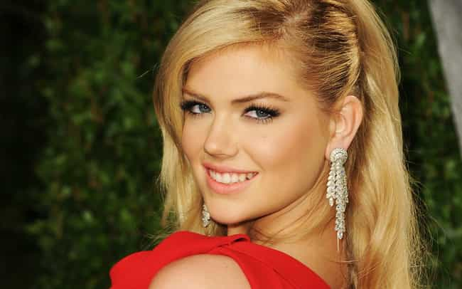 Kate Upton is listed (or ranked) 4 on the list The Most Beautiful Women in the World