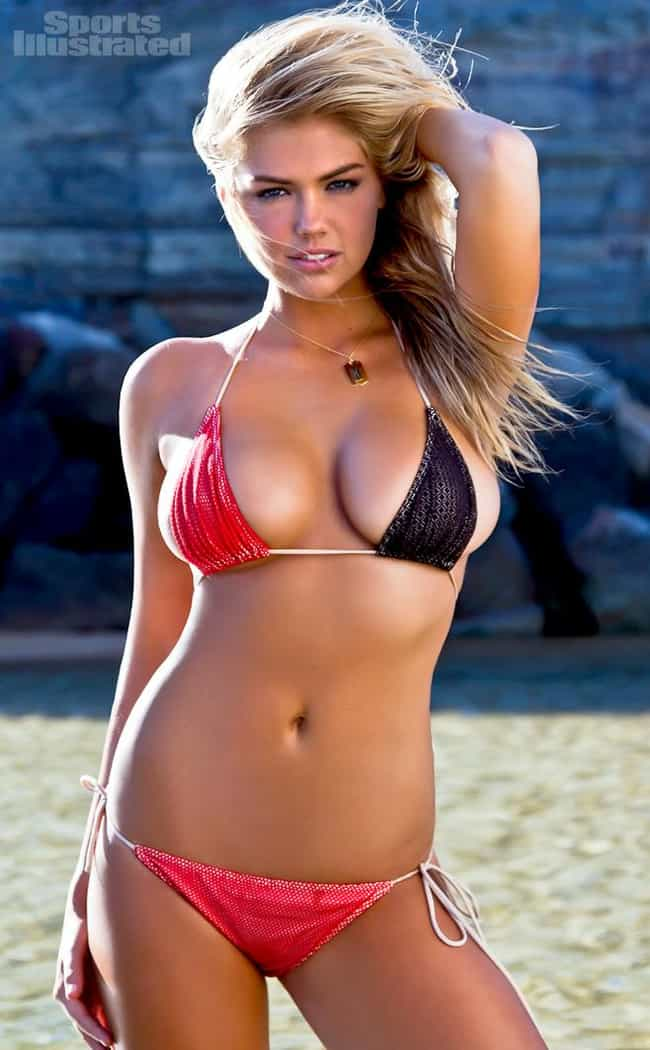 Kate Upton is listed (or ranked) 2 on the list The Hottest Sports Illustrated Swimsuit Edition Models