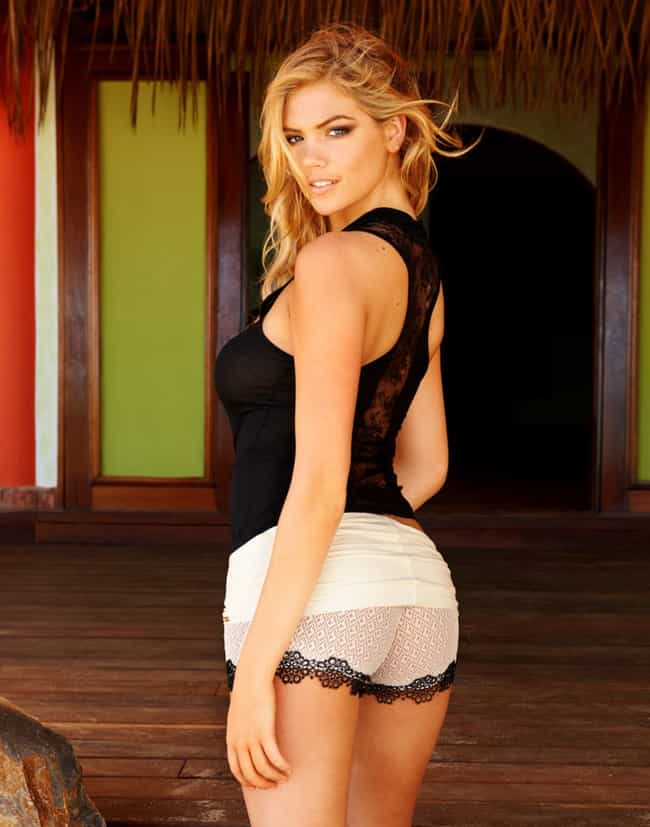 Kate Upton is listed (or ranked) 1 on the list The Next Generation Of Beauty (Ages 18-30)