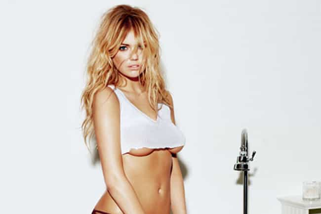 Kate Upton is listed (or ranked) 4 on the list Ranker's Choice: Do You Like Naughty Or Nice Girls Better?
