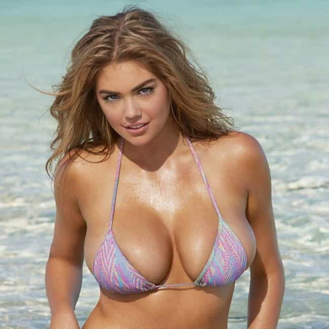 Kate Upton is listed (or ranked) 2 on the list 2016 Maxim Hot 100