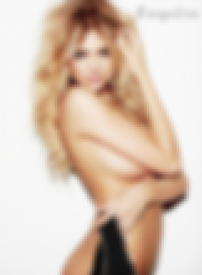 Kate Upton is listed (or ranked) 4 on the list The People's Hot List