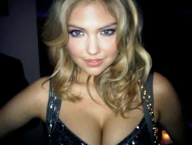 Kate Upton is listed (or ranked) 4 on the list The Hottest Celebrities of Our Time