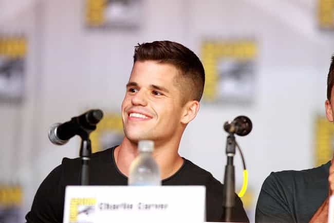 Charlie Carver is listed (or ranked) 3 on the list 37 Gay Celebrities Who've Come Out Since 2000