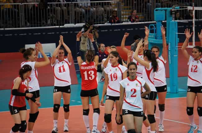 Celia Bourihane is listed (or ranked) 2 on the list Famous Volleyball Players from Algeria