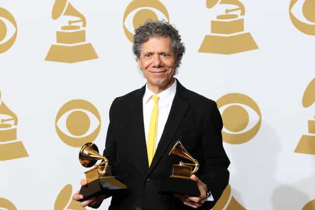Chick Corea is listed (or ranked) 3 on the list Famous Male Keytarists
