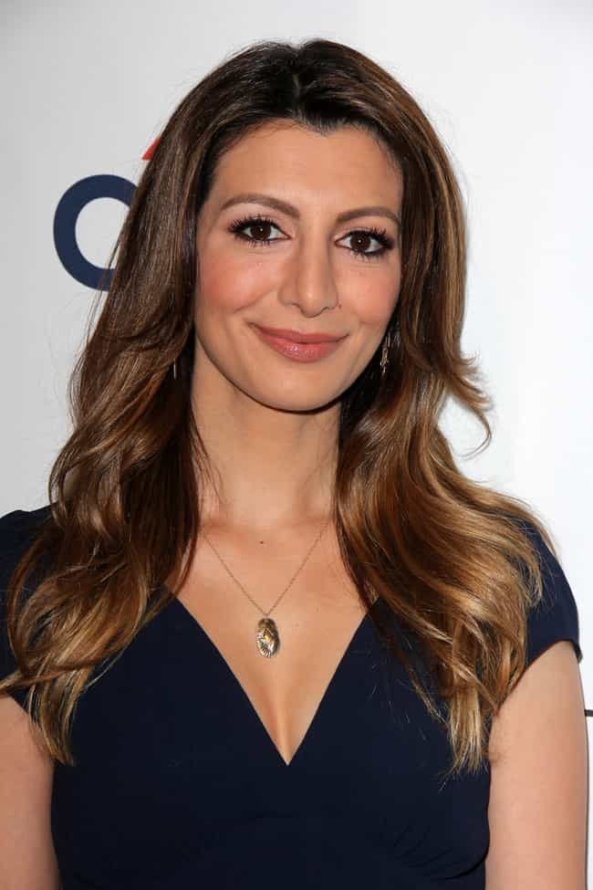 Nasim Pedrad is listed (or ranked) 3 on the list 31 Celebrities Who Are Persian