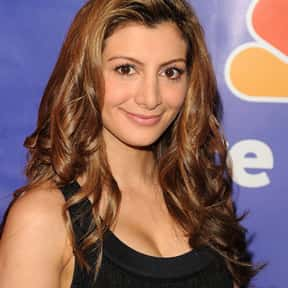 Nasim Pedrad is listed (or ranked) 3 on the list Famous Iranian Americans