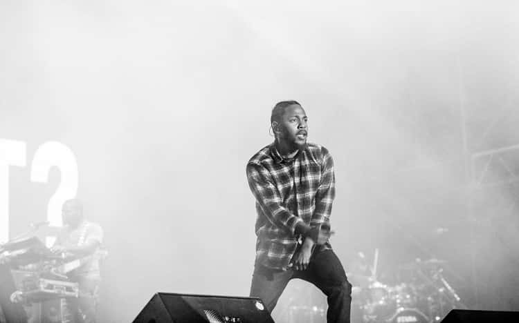Kendrick Lamar Became The First Non-Jazz Or Classical Artist To Win The Pulitzer For Music