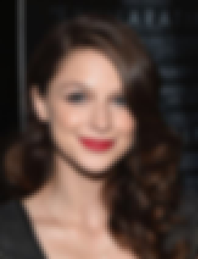 Melissa Benoist is listed (or ranked) 2 on the list The Hottest Girls on Glee