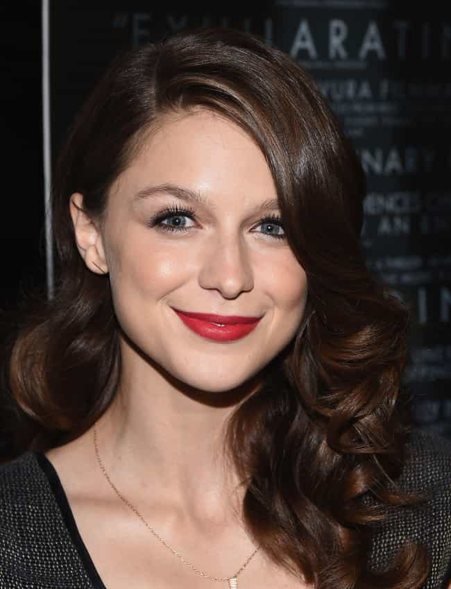 Melissa Benoist is listed (or ranked) 2 on the list The Most Beautiful Girls On 'Glee'