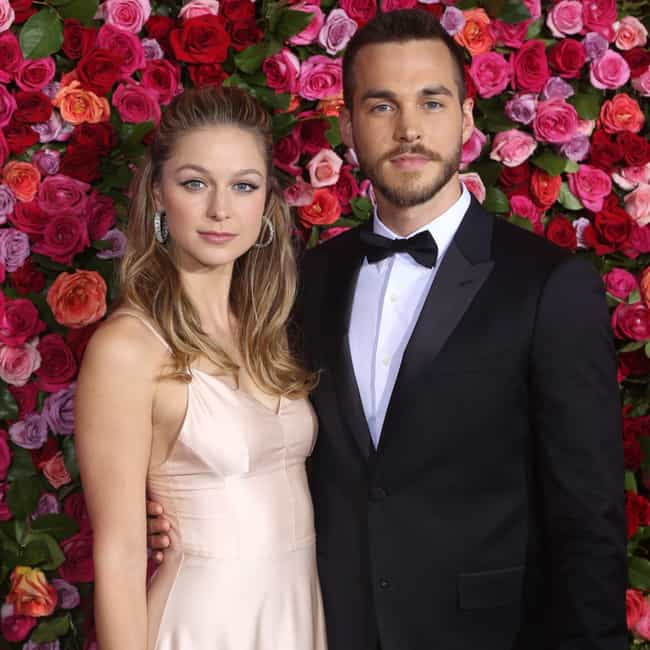 Melissa Benoist is listed (or ranked) 1 on the list Chris Wood Loves and Hookups