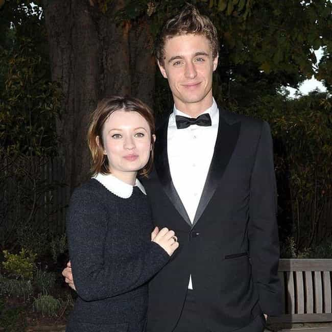 Max Irons is listed (or ranked) 2 on the list Emily Browning Loves and Hookups