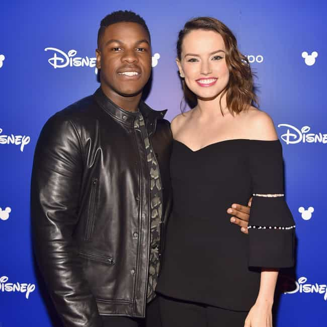 John Boyega is listed (or ranked) 2 on the list Daisy Ridley Loves and Hookups